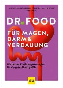 Martin Storr: Dr. Food für Magen, Darm und Verdauung, Buch