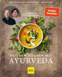 Dietrich Grönemeyer: Heilsam kochen mit Ayurveda, Buch