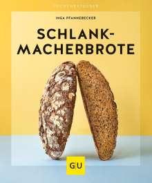 Inga Pfannebecker: Schlankmacher-Brote, Buch