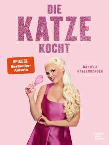 Daniela Katzenberger: Die Katze kocht!, Buch