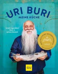 Uri Jeremias: Uri Buri - meine Küche, Buch