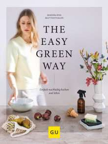 Magdalena Muttenthaler: The Easy Green Way, Buch