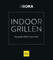 Brigitte Andorf: Indoor Grillen, Buch