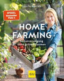 Judith Rakers: Homefarming, Buch