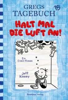 Jeff Kinney: Gregs Tagebuch 15, Buch