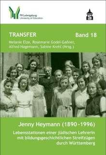 Jenny Heymann (1890-1996), Buch