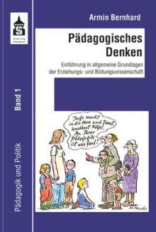 Armin Bernhard: Pädagogisches Denken, Buch