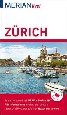 Eva Gerberding: MERIAN live! Reiseführer Zürich, Buch