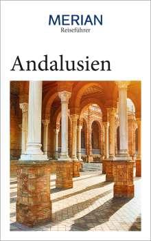 Pablo Santiago Chiquero: MERIAN Reiseführer Andalusien, Buch