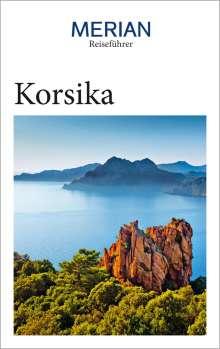 Stefanie Holtkamp: MERIAN Reiseführer Korsika, Buch