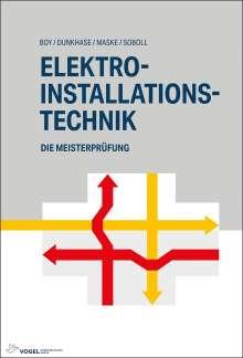 Hans-Günter Boy: Elektro-Installationstechnik, Buch
