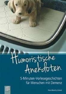 Petra Bartoli y Eckert: Humoristische Anekdoten, Buch
