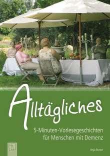 Anja Stroot: 5-Minuten-Vorlesegeschichten für Menschen mit Demenz: Alltägliches, Buch