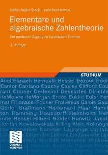 Stefan Müller-Stach: Elementare und algebraische Zahlentheorie, Buch