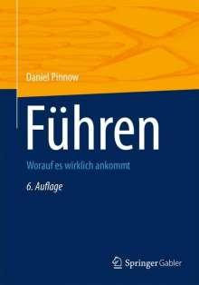 Daniel F. Pinnow: Führen, Buch