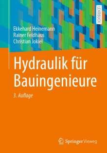 Ekkehard Heinemann: Hydraulik für Bauingenieure, Buch
