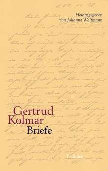 Gertrud Kolmar: Briefe, Buch