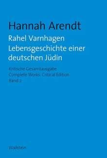 Hannah Arendt: Rahel Varnhagen, Buch