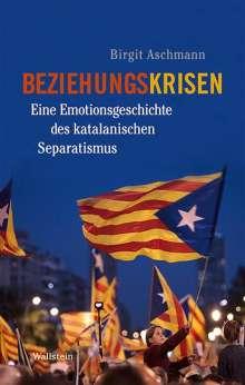 Birgit Aschmann: Beziehungskrisen, Buch