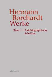 Hermann Borchardt: Werke, Buch