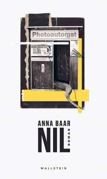 Anna Baar: Nil, Buch