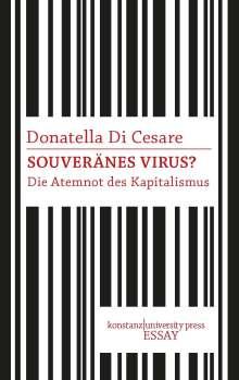 Donatella Di Cesare: Souveränes Virus, Buch