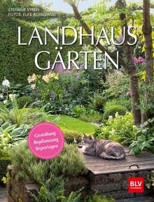 Elke Borkowski: Landhaus-Gärten, Buch