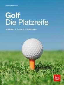 Robert Hamster: Golf. Die Platzreife, Buch