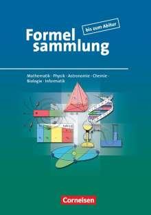 Frank-Michael Becker: Formelsammlung bis zum Abitur. Allgemeine Ausgabe, Buch