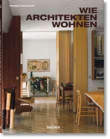 Gennaro Postiglione: Wie Architekten wohnen, Buch