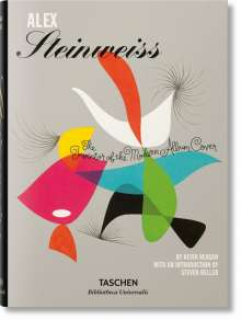 Kevin Reagan: Steinweiss. The Inventor of the Modern Album Cover, Buch