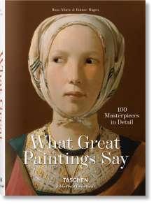 Rose-Marie Hagen: Bildbefragungen. 100 Meisterwerke im Detail, Buch
