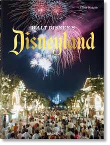 Chris Nichols: Walt Disney's Disneyland, Buch