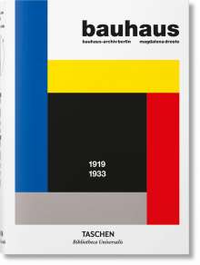 Magdalena Droste: Bauhaus. Aktualisierte Ausgabe, Buch