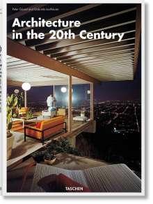 Peter Gössel: Architektur des 20. Jahrhunderts, Buch