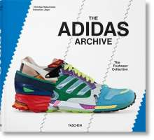Christian Habermeier: The adidas Archive. The Footwear Collection, Buch