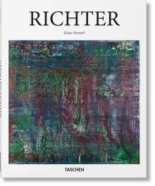 Klaus Honnef: Gerhard Richter, Buch