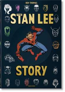 Roy Thomas: The Stan Lee Story, Buch