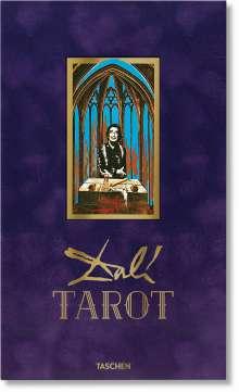 Johannes Fiebig: Dalí. Tarot, Buch