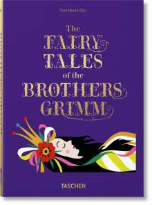 Jacob Grimm: Fairy Tales. Grimm & Andersen: 2 in 1 - 40th Anniversary Edition, Buch