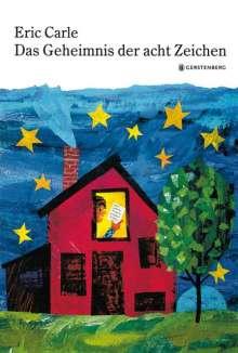 Eric Carle: Das Geheimnis der acht Zeichen, Buch