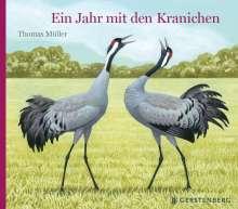 Thomas Müller: Ein Jahr mit den Kranichen, Buch