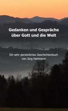 Jürg Hartmann: Geschichtenbuch, Buch