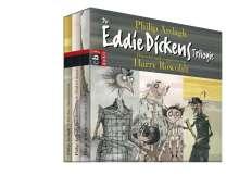 Philip Ardagh: Die Eddie Dickens Trilogie, 9 CDs
