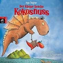 Ingo Siegner: Der kleine Drache Kokosnuss, 2 CDs