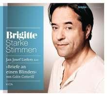 Colin Cotterill: Briefe an einen Blinden, 4 CDs