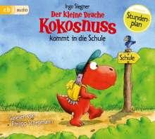 Der kleine Drache Kokosnuss kommt in die Schule, CD