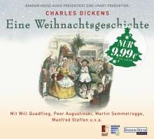 Charles Dickens: Eine Weihnachtsgeschichte, CD