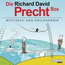 Richard David Precht: Die Richard David Precht Box - Rüstzeug der Philosophie, 13 CDs