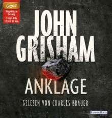 John Grisham: Anklage, MP3-CD